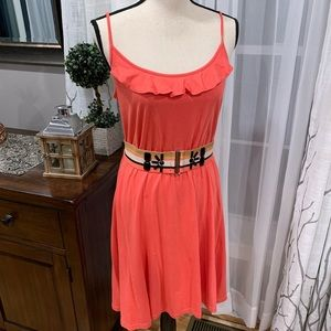 🌺Beautiful LOFT Coral  Dress 🌺